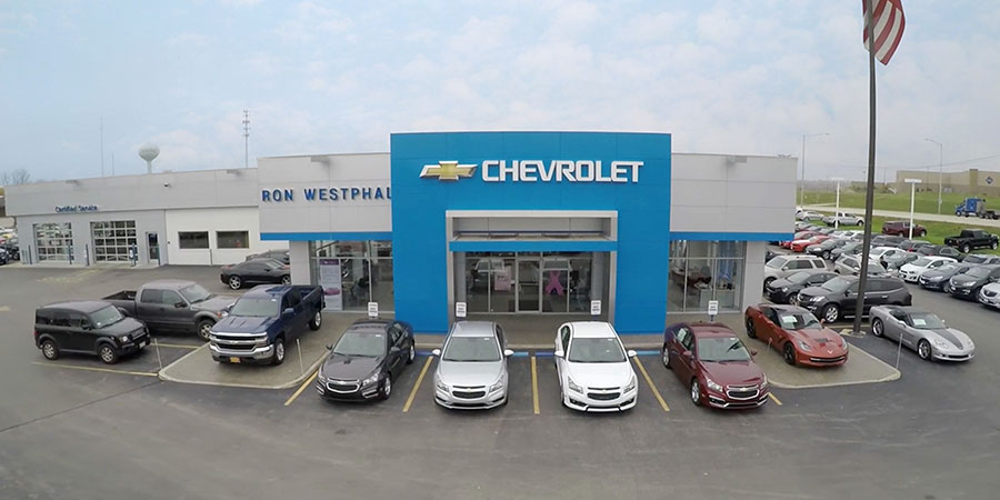 Westphal Chevy Blog has been named in the top 10