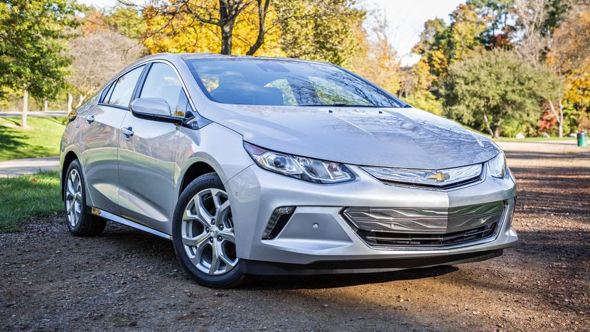 2019 Chevrolet Volt review picture