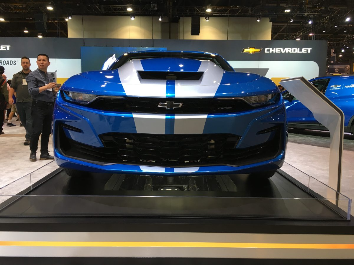 Chevrolet Spotting at the 2018 SEMA Show