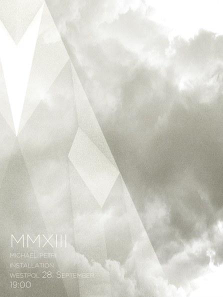 Flyer MMXIII