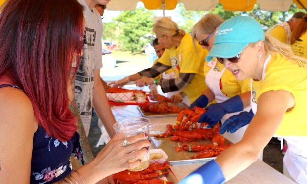 Seaside Surf 'n' Turf: Lobsterfest Returning to Compo Beach