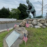 Prank to Minuteman Statue Offends Town Official