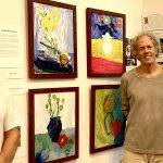 CLASP Artists Display Work at Westport Book Shop
