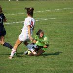 Wreckers Girls Soccer Ties Again