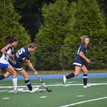 Staples Field Hockey Falls to the Blue Wave