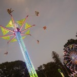 Yankee Doodle Fair Draws Big Crowd Friday Night