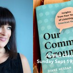Author Searching for America's 'Common Ground' to Speak at Unitarian Church