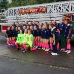 Staples Girls Soccer Blanked by Warde