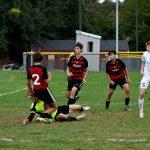 Staples Boys Soccer Stops Fairfield Warde