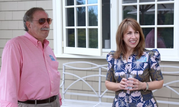 Steinberg-Savin Campaign Centers on Taking Action