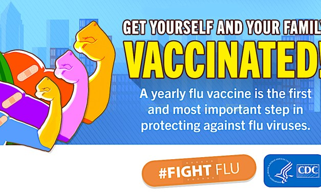 'Tis the Season: Flu Vaccinations Offered by Health District