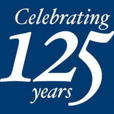 Anniversary - 125 Years