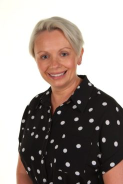 Mrs Susan Firth - our school DHT and SENDCO.