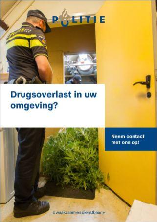 Drugsoverlast