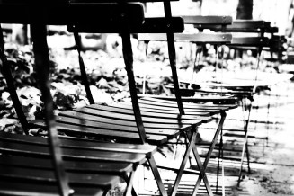 chairs Bryant Park