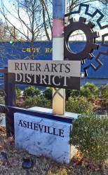river arts district