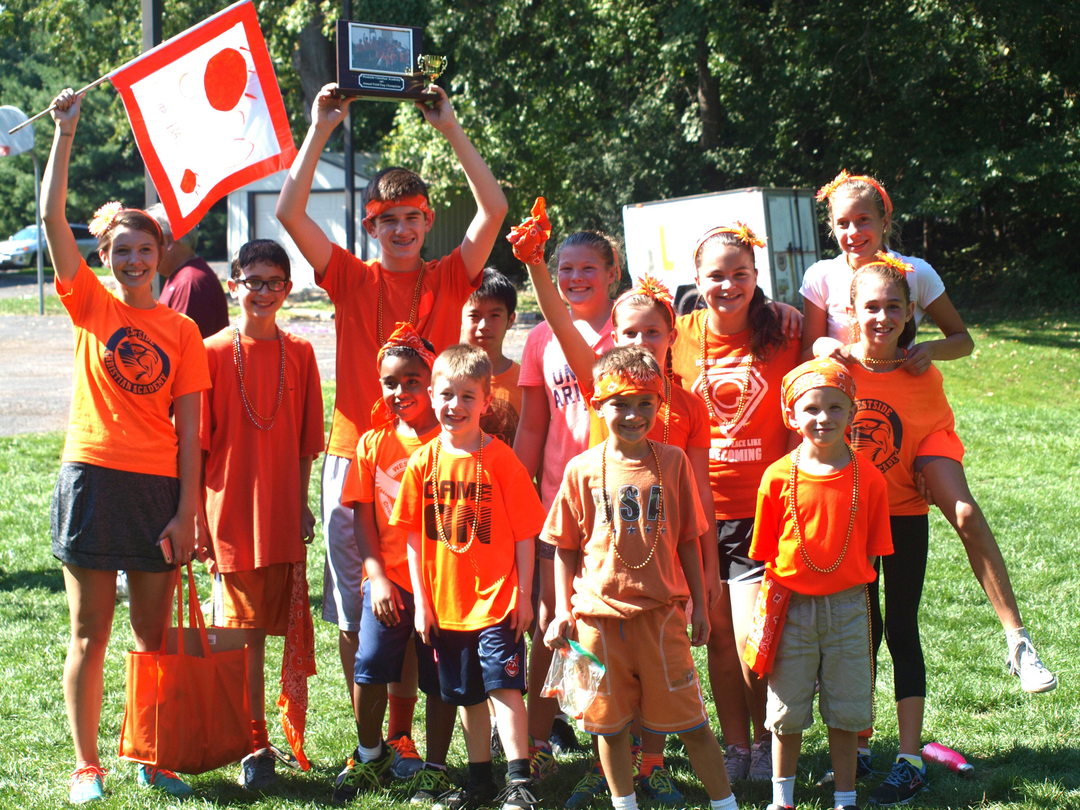 Orange Victory!