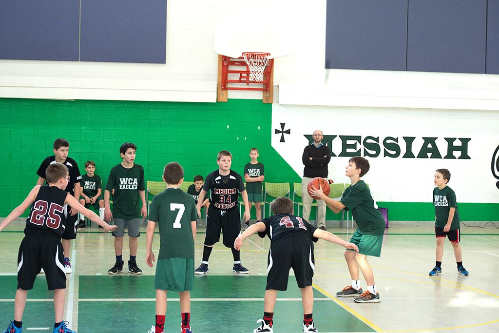 5th/6th Boys Basketball