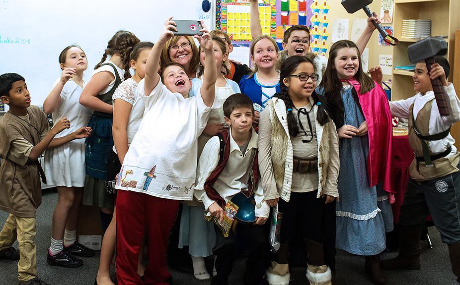4th Grade Viking Day