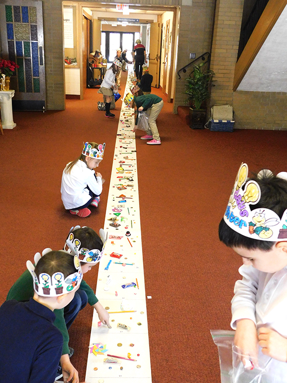 100th Day of School 1st Grade Counting Fun