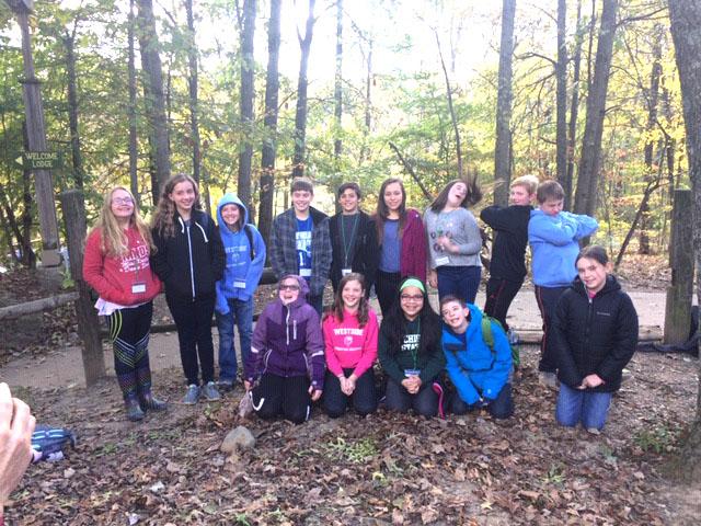 Sixth Grade Field Trip