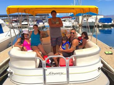 lake pleasant pontoon rental
