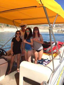 boat rentals lake pleasant