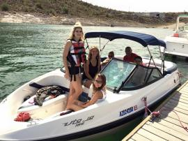 rental boats lake pleasant