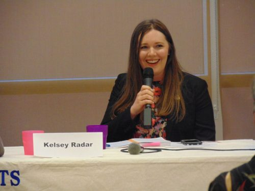 Kelsey Rader – Sustainability Officer for the City of Albuquerque