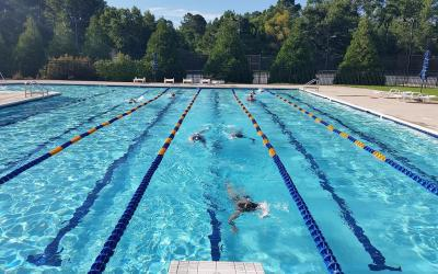 New Swim Conditioning Practice at WestSide