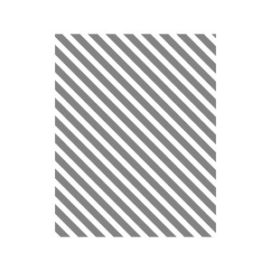 Diagonal Stripe Background Stamp
