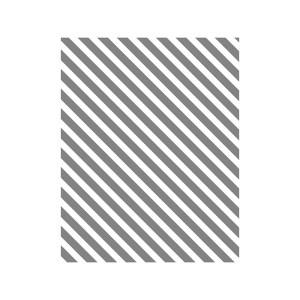 Diagonal Stripe Background Stamp