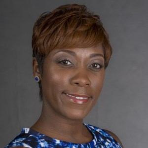 Tenisha Jones, Senior Director for Strategy and Operations