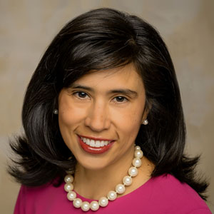 Iliana Andrea Mora, Chief Operating Officer, Cook County Health & Hospital System