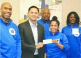 March Media Chicago Makes a Donation to Proviso East High School
