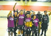 Irving Middle School Boy's Basketball Wins IESA Regional Championship