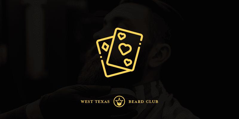 beard club perk lucky hand