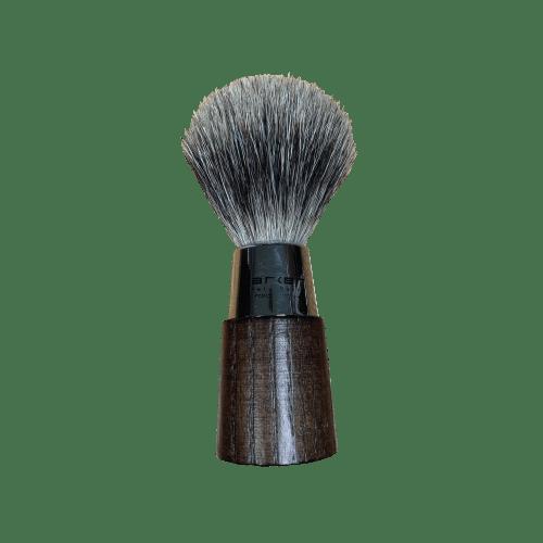 shave brush wood handle