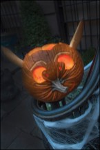 Halloween Jack-0'-Lantern
