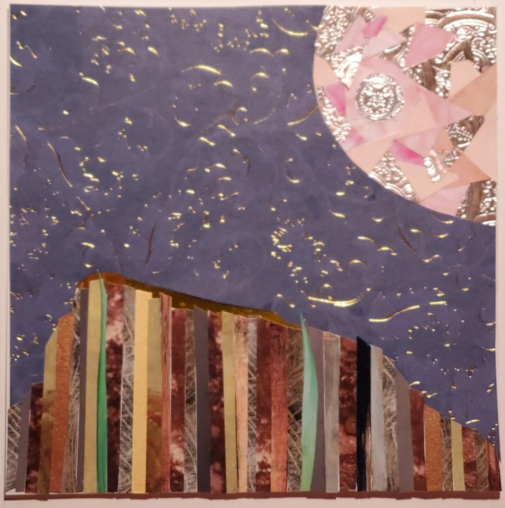 #77 | Pink Moon Over West Rock