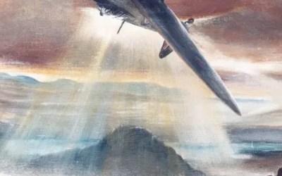 614 Squadron Spitfire