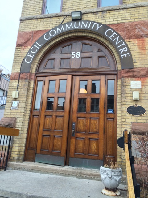 Cecil Street Community Centre