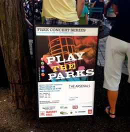 Play the Parks - we need more of this program!