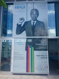 Making Peace - gallery still open!