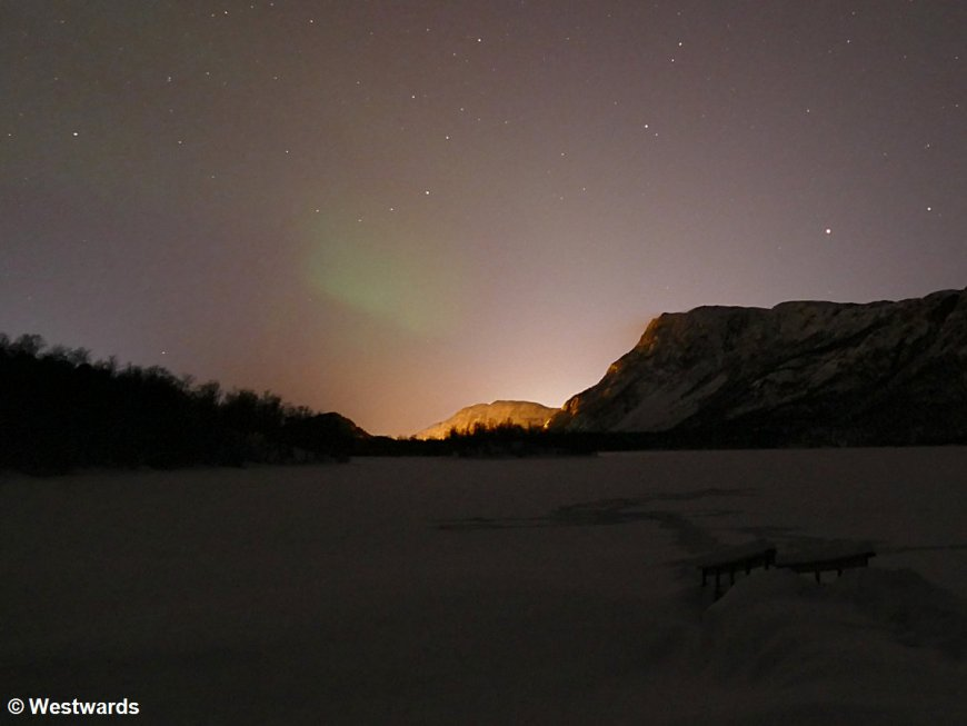 Northern Lights in Alta