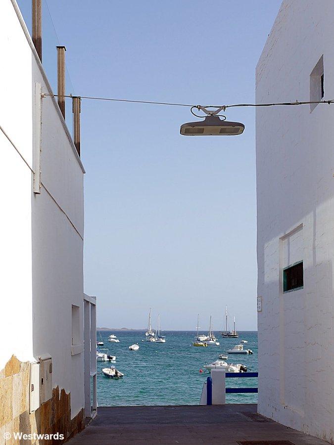 Ocean view in Corralejo
