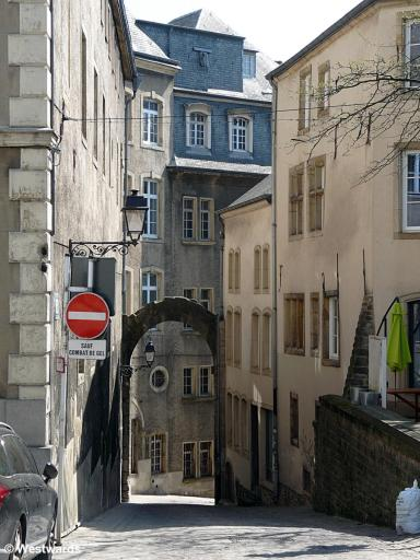 one-day visit in Luxembourg city
