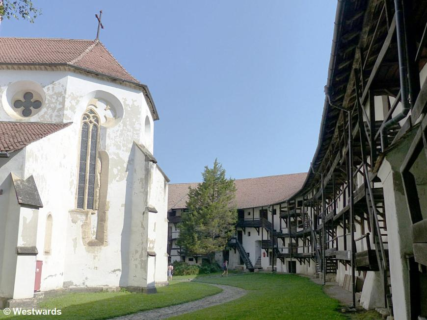 20140812 Prejmer Wehrkirche P1100900