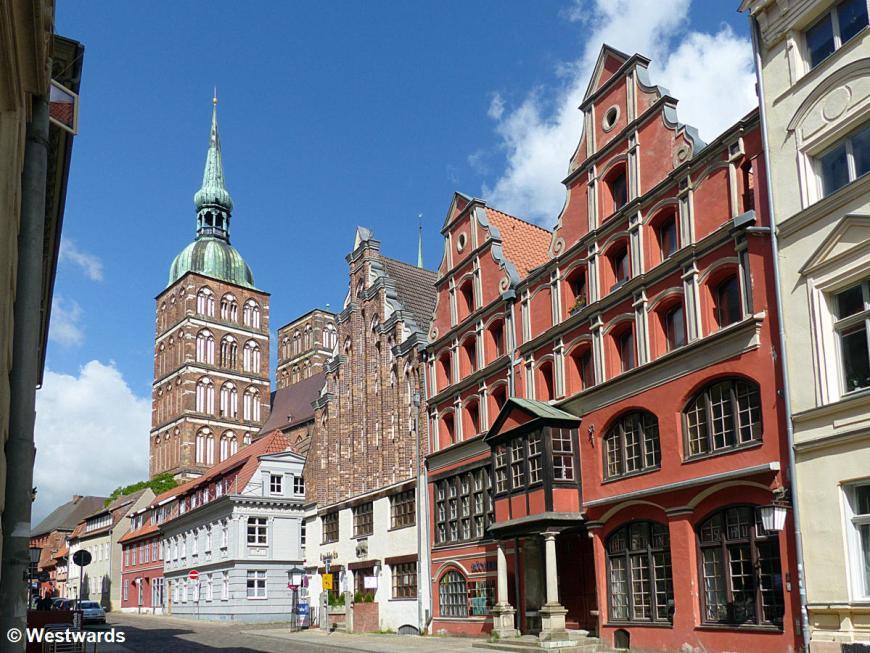 a visit to Stralsund Old Town