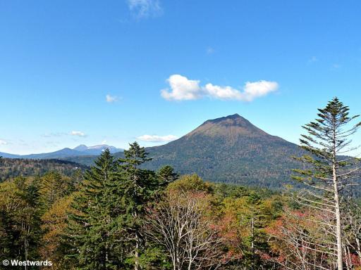 Mt. Oakan-dake in Hokkaido